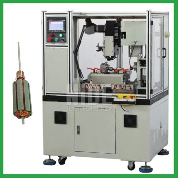 electirc motor rotor commutator turning machines for armature