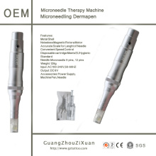 Electricd Msso Machine-Desrmapen in Microneedlse Therapy System