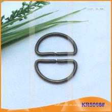 Metallregler, Metall D-Ring KR5066