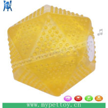 Игрушка для домашних животных Natural TPR Cube Ball Squeaker