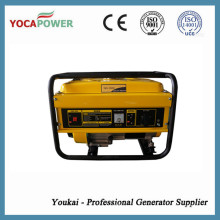3kw Four Stroke Engine Power Gasoline Generator Set