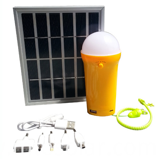 Superbright Solar Emergency light