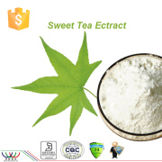 Pure natural sweetener sweet tea extract