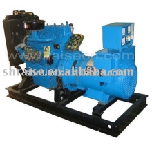 Gerador a diesel refrigerado a água