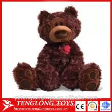 Jouet en peluche Valentine, ours en peluche pour le jour de la Saint-Valentin