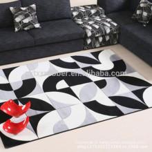 Tapete decorativo de sala de desenho de luxo