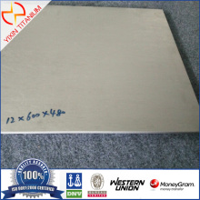 Titanium Plate Gr5 For Oil &Gas Industry
