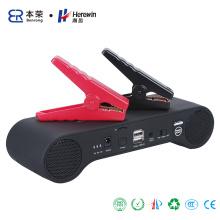 Multi-Function 12000mAh 12V Emergency Car Jump Starter with Speaker