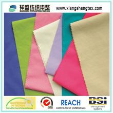 100% nylon Taslon teflón impermeable tela de nylon para ropa deportiva al aire libre prueba