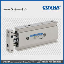 COVNA10mm-32mm bore size double acting type slide bearing type clean air double-shaft cylinder