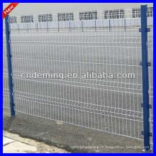 Clôture en treillis métallique / clôture en fer / clôture en fer forgé / clôture métallique / clôtures en pvc / clôtures
