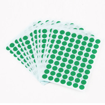 Aangepaste stickerlabels Ronde Stickers
