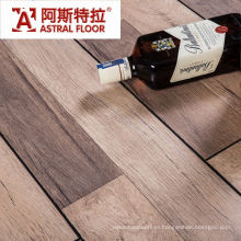 V-Groove Embossed Surface Waterproofed Laminate Flooring