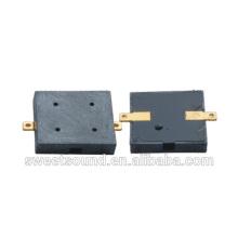 surface mount piezo buzzer 13x13x2.5mm 5v smd piezo buzzer