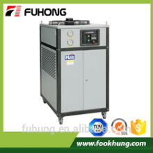 Ningbo FUHONG 3HP HC-03WCI China professional water cooled chiller suppliers for injection molding machine