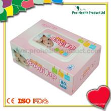 Baby Gesichts- und Handreinigung Wet Wipe