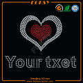 Your Txet Heart rhinestone design patterns