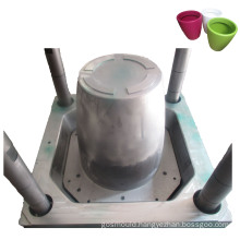 China professional plastic inject mold maker for custom garden flower pot mould injection mould