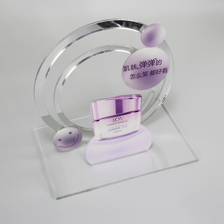 Cosmetic Retail Display Stand