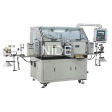 Machine d'enroulement à bobines à rotor à armature automatique à trois phases