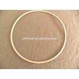 PTFE concave backup ring