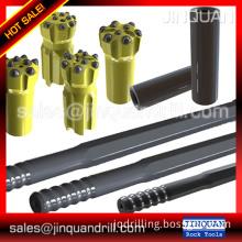 Jinquan Thread drill rod for rock drilling equipment
