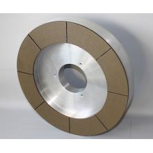 Verglaste Bond Diamant/CBN-Doppel-CD, Superabrasives