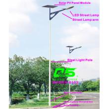 WPSRR-8103 3~15m Municipal Road Hot DIP Galvanized Steet Light Pole style