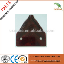 Claas spare parts claas cutting blade claas knife guard class chain sprocket