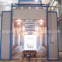 Cabine de pulverizador grande industrial do ônibus de Spl-C apropriada para o grande ônibus / caminhão