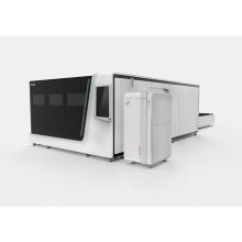 4000W Big Power Metal Sheet Cnc Laser Cutter , Fiber Laser Cutting Machine for Aluminum/Steel/Metal