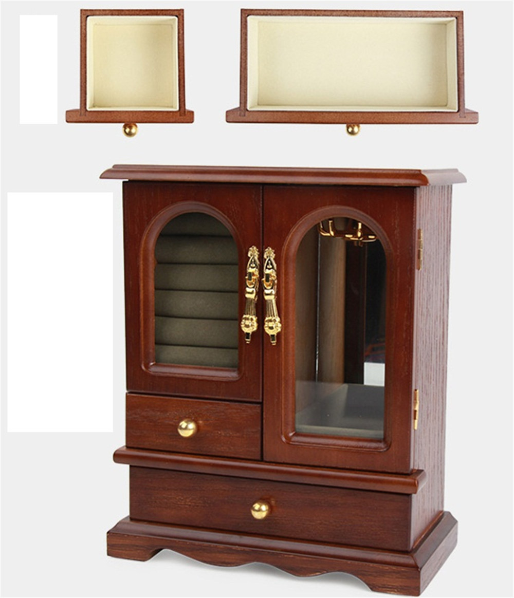 man-machine design jewelry cabinet