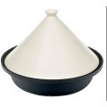 12 Inch Cast Iron Tagine With Ceramic Lid