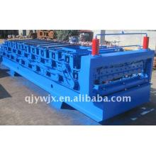 840-860 máquina de formação de rolos de cobertura automática de dupla camada