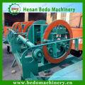 2015 a máquina de briquete de carvão vegetal de biomassa mais popular / máquina de briquete de bagaço de cana de bagaço de cana de açúcar 008613253417552