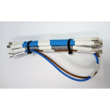 8 in 1 power cable assembly