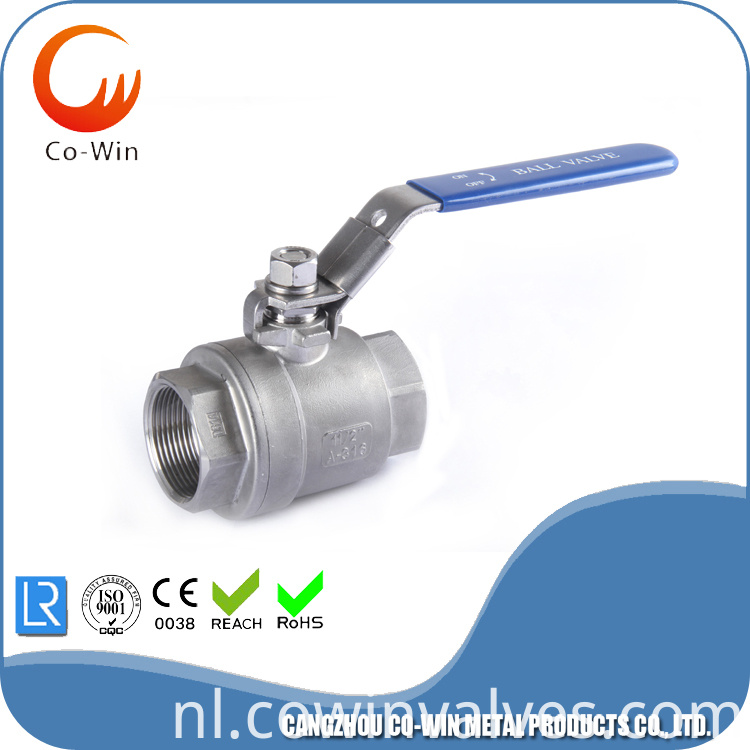 2pc Ball Valve full port