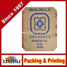 Цементный бумажный мешок (2415)