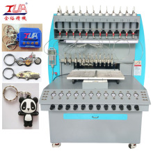 China for Pvc Label Dispensing Machine How to make Plastic PVC Keychains export to Russian Federation Manufacturer