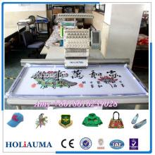 Large broderie de la broderie à la machine à broder intelligente et à la broderie pour la broderie à vêtements plats