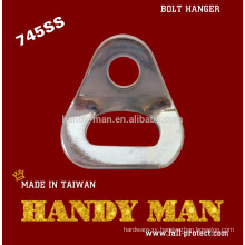 745-SS Stainless Steel Regular Triangle Shaped Bolt Hanger