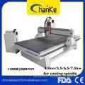 Enrutador del CNC de madera 3D de Alumnium