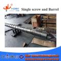 PVC plastic machine screw barrel for borche injection