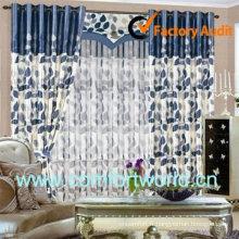 Création de mode nouveau de 2013 dernière conception de Rideau pour fenêtre de salle de séjour