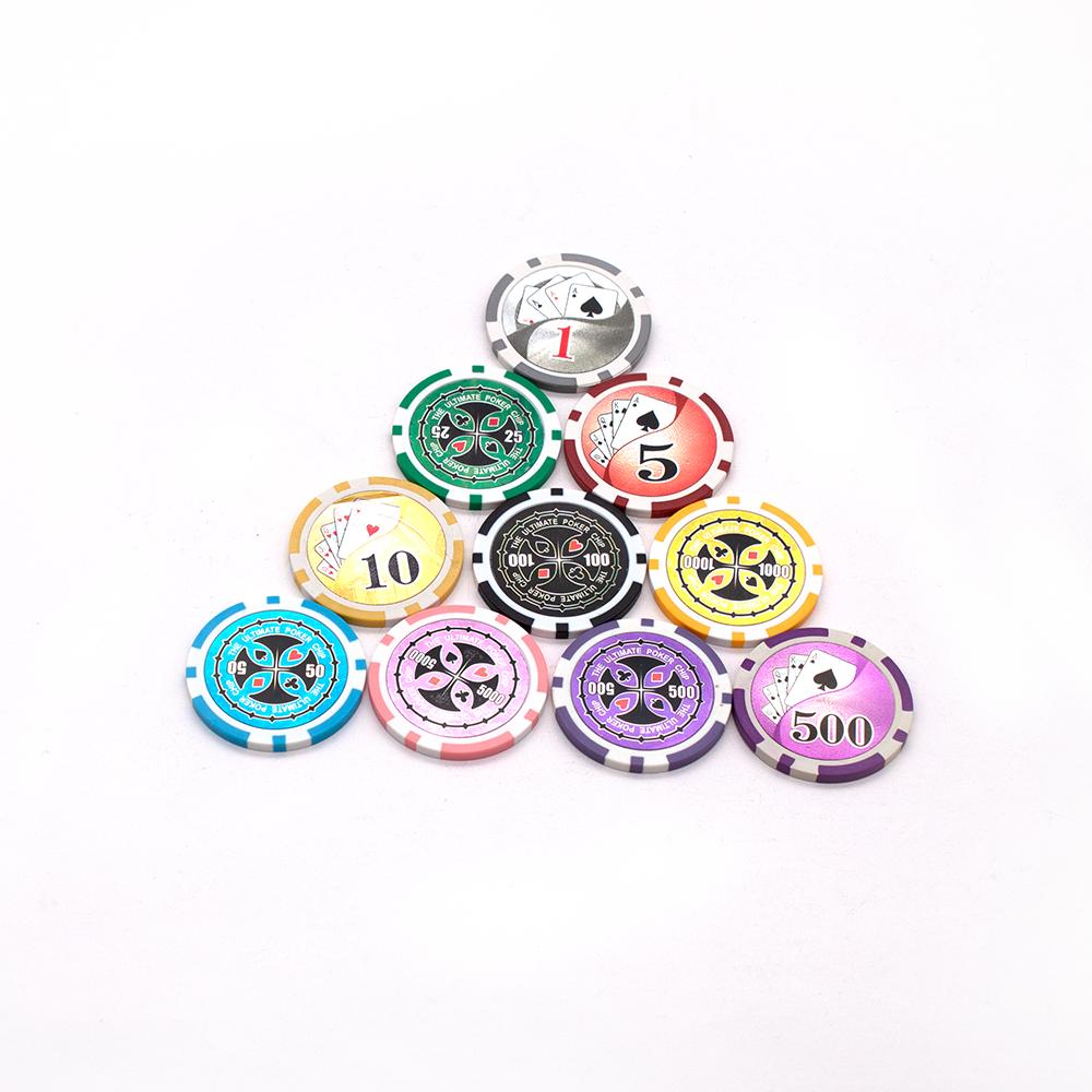 Poker Chips Sticker Png