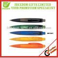 Pour le stylo à bille en plastique imprimé de promotion