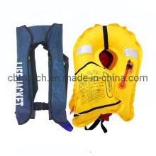 Wholesale CO2 Inflatable Adult Swim Vest Lifejackets