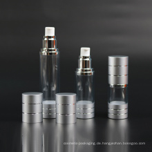 Plastik Pumpflasche, Airless Flasche (NAB18)