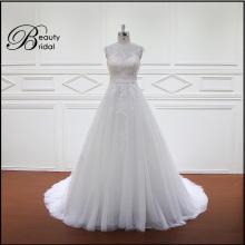 Ivory Hot Selling A-Line Bridal Dresses