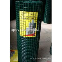 PVC geschweißte Maschendrahtrollen